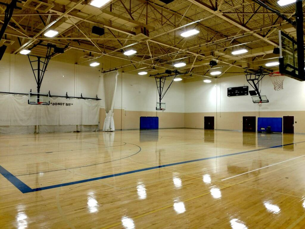 BYU-Idaho offers a free gym, basketball courts, racquetball courts, and more to help you keep your new year's resolutions.