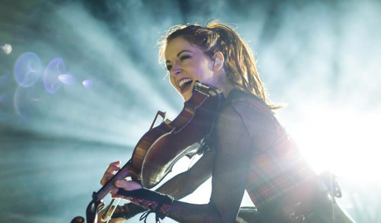 Lindsey Stirling returns to perform at BYU-Idaho