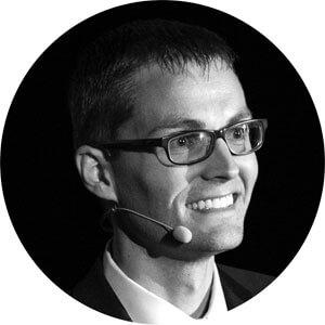Christopher Galbraith will speak at P2B Winter 2018.