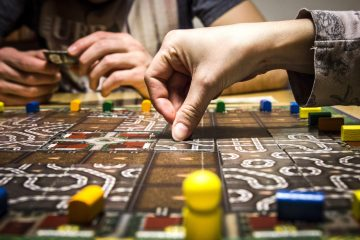 Looking for indoor date ideas? How about a game night?