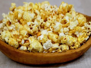 There are a ton of different popcorn mixtures you can make for National Popcorn Day!