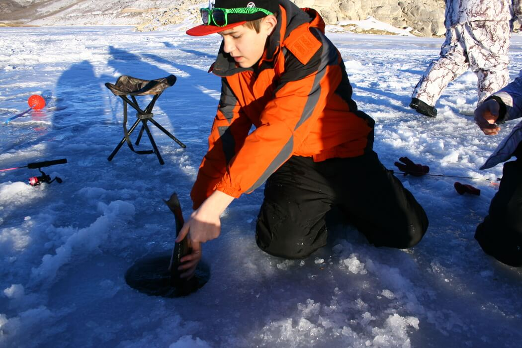 There are also great places to go ice fishing in Rexburg or nearby.