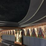 The Romance Theater will see renovations to return it to its original decor.