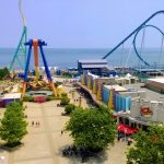 Cedar Point is one of the great honeymoon destinations.
