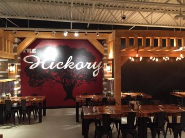 The Hickory in Rexburg is on to bigger and better things.