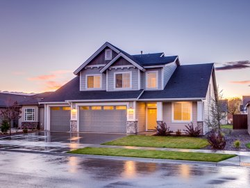 A nice house - buying a new house