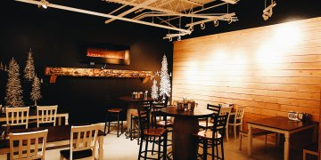 The Hickory is one of the newest restaurants in Rexburg.