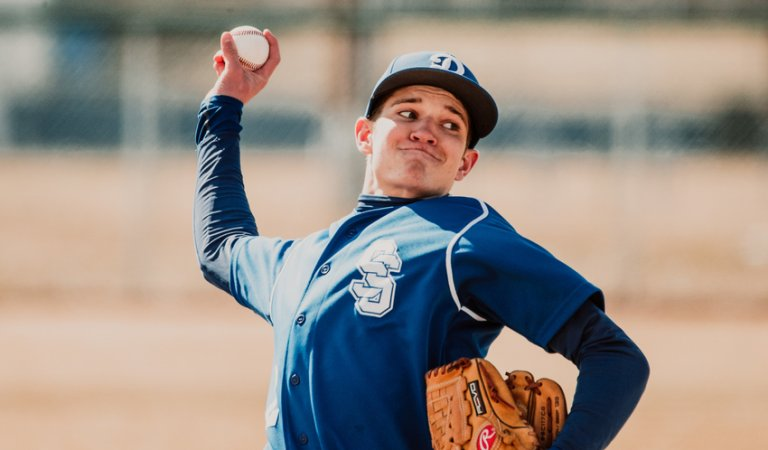 Sugar-Salem Baseball throws no-hitter in home opener