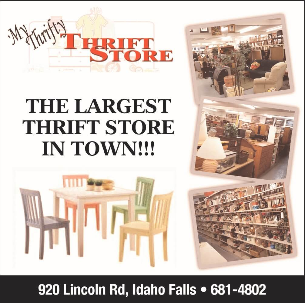 Thrift Stores Idaho Falls >> A Few Of Our Favorite Thrift Stores In And Near Rexburg