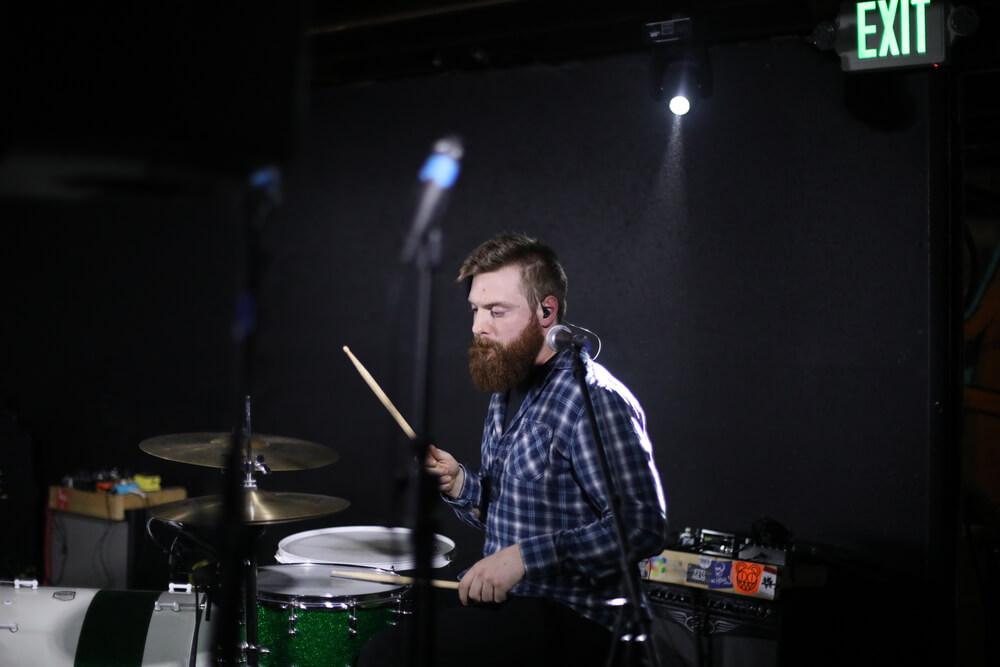 Drummer for Big O