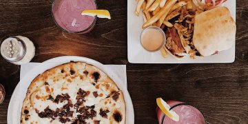 Fresco Kitchen & Grill has some of the best restaurant fries in Rexburg.