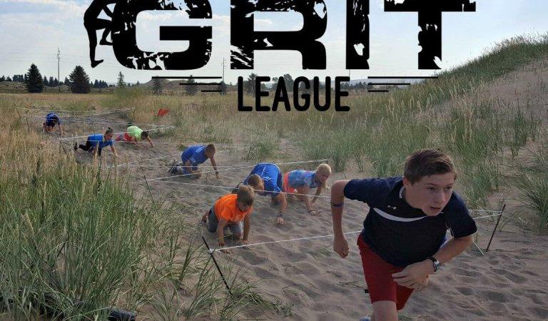 Grit league kids' obstacle courses begin Thursday