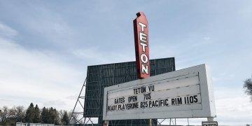 Movie pass at Teton Vu Drive-In