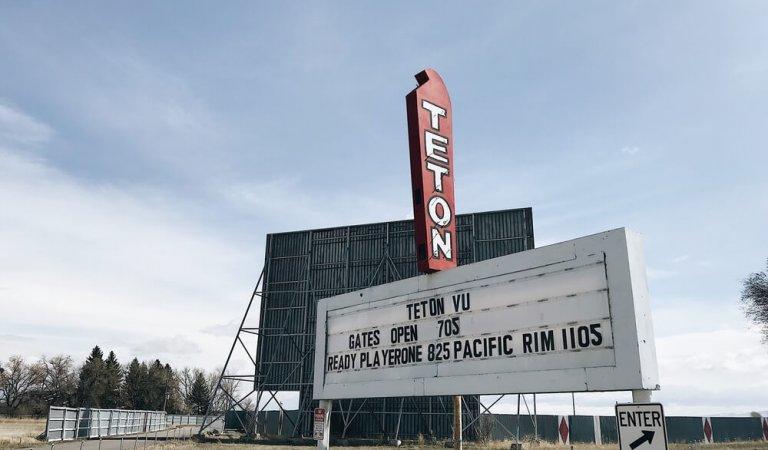 Social Distancing at the Movies with Teton-Vu