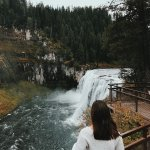 Mesa Falls for day trip