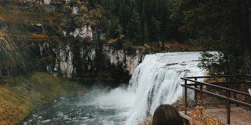 Mesa Falls for day trip