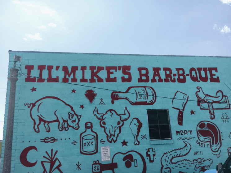 Lil' Mike's BBQ
