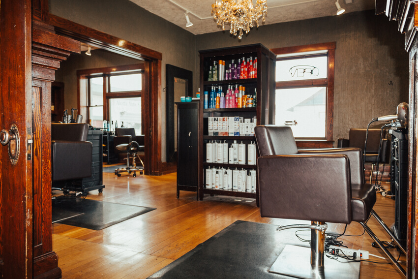 Tami's Salon, one of the hair salons in Rexburg