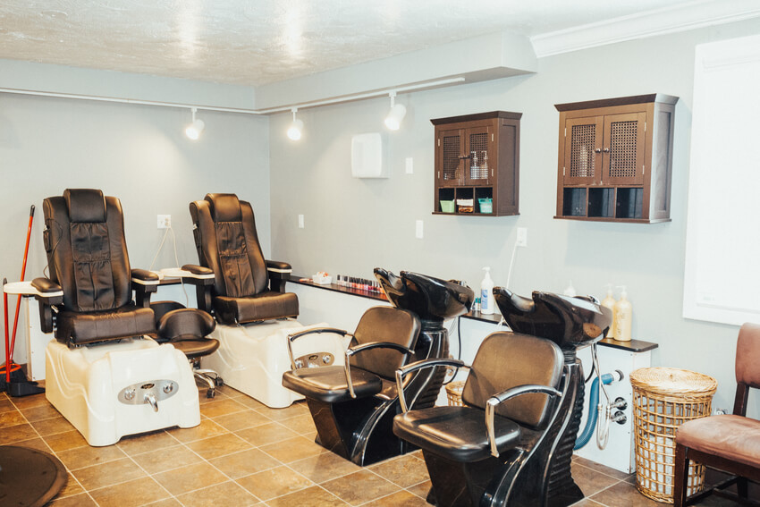 The Retreat, one of the hair salons in Rexburg