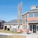 The Village is great married student housing in Rexburg