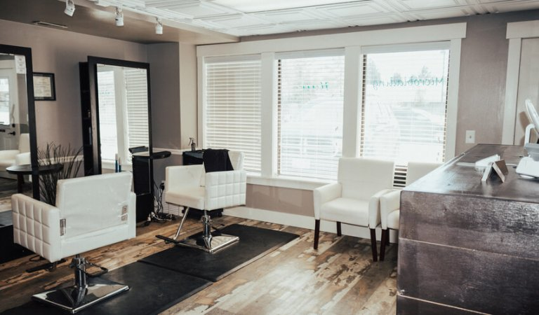 8 hair salons within walking distance of BYU-I campus
