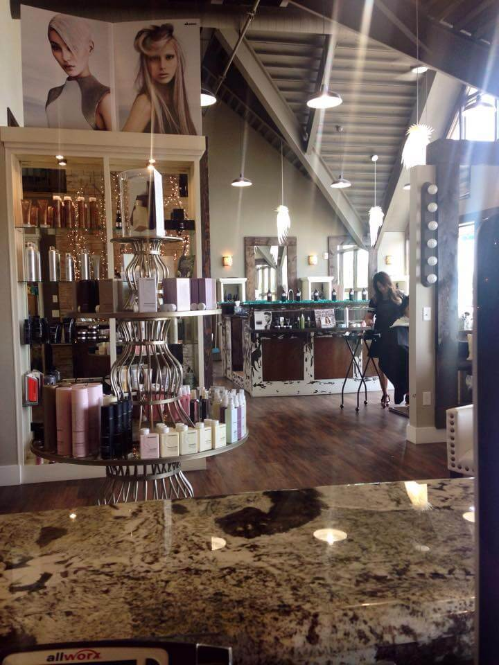 Namaste Wellness & Spa, one of the hair salons in Rexburg