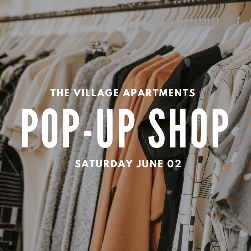The Village Pop-Up Shop