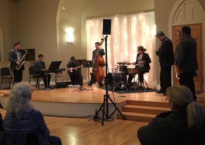 jazz combos - jazz scene