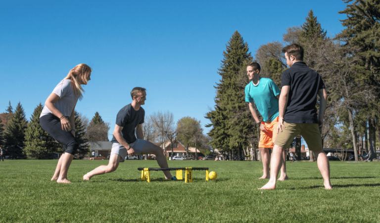 Smash the competition at the Roommate Spikeball Tournament