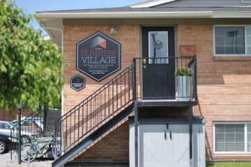 Sunrise Village is one of the great Rexburg apartments close to campus