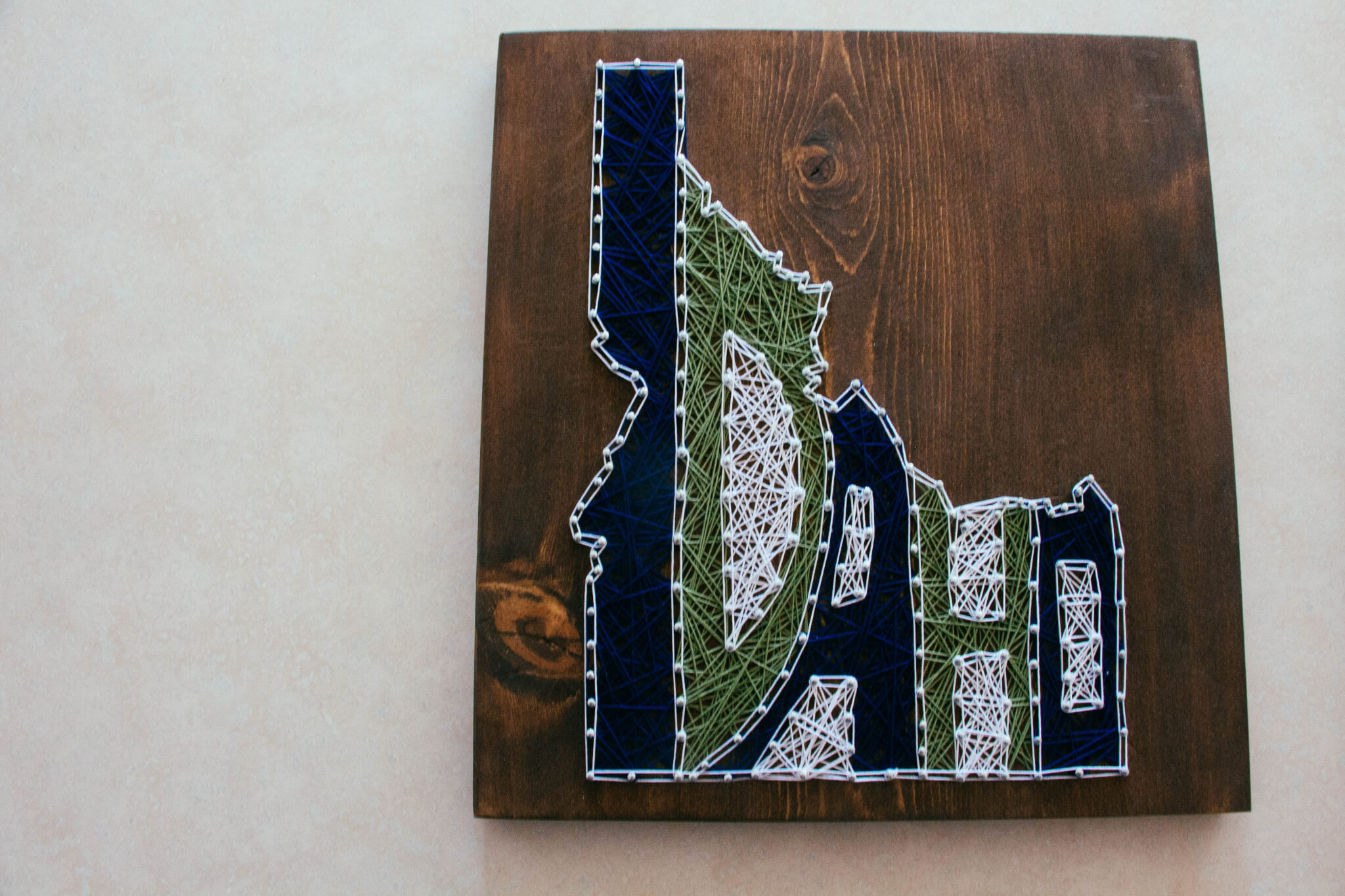 KayLay string art in Rexburg