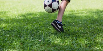 Footgolf is available at Rexburg Municipal Golf Course