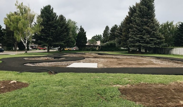 Park Street Car Park – The newest park to come to Rexburg