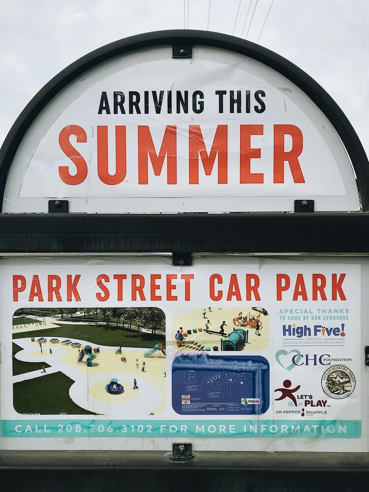 Park Street Car Park due this summer