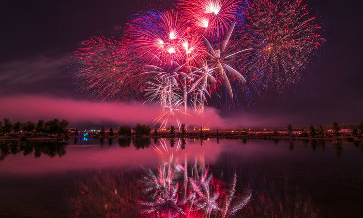 6 Places to Watch Fireworks on the Fourth of July