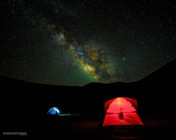 Stargazing in Idaho