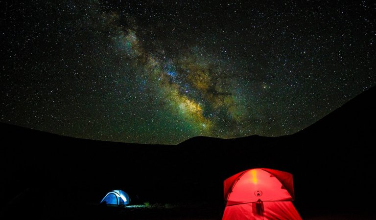 Tips For Stargazing In Idaho: Locations, Times, & More