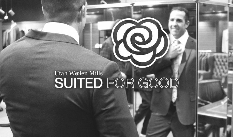 Suited For Good continues philanthropy in Rexburg