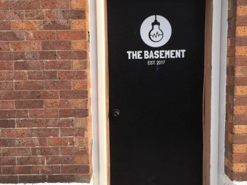 The Basement Pop-Up Show