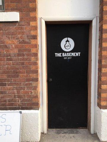 The Basement Pop-Up Show