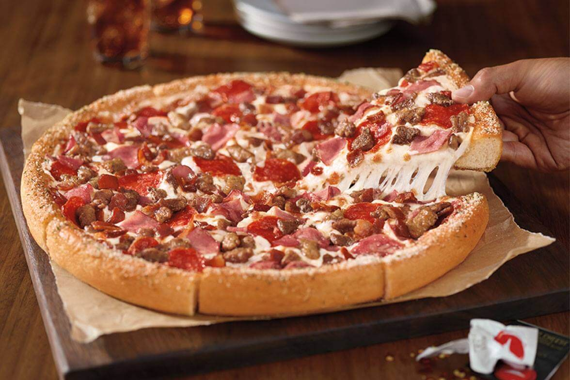 Pizza Hut is one of the best places to get pizza in Rexburg.