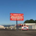 american self storage are the premier storage units in rexburg