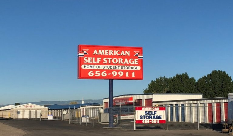 6 storage unit companies in Rexburg
