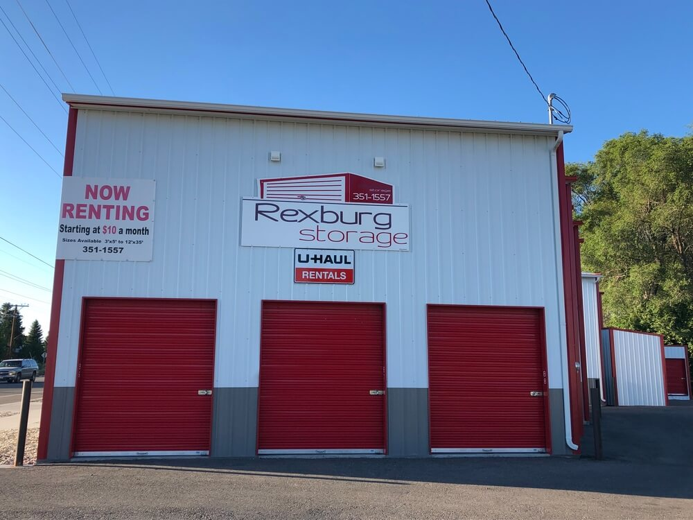 rexburg storage is one of the storage units in rexburg