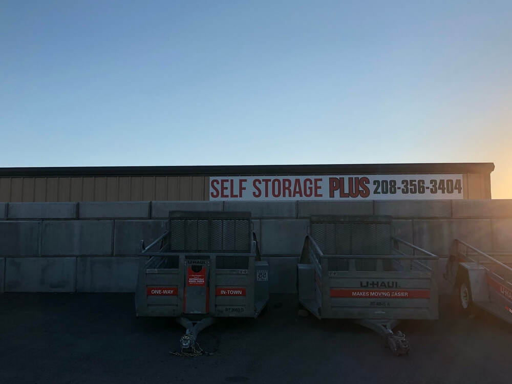 self storage plus is one of the storage units in rexburg