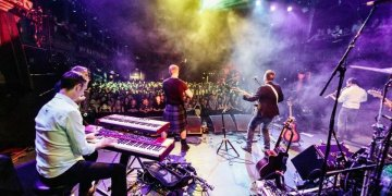 Skerryvore to perform on Center Stage at BYu-Idaho