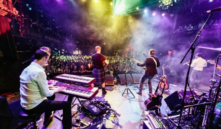 Skerryvore are back to rock Center Stage