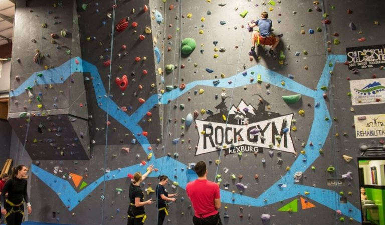 Rock Climbing in Rexburg: Good For Any Weather