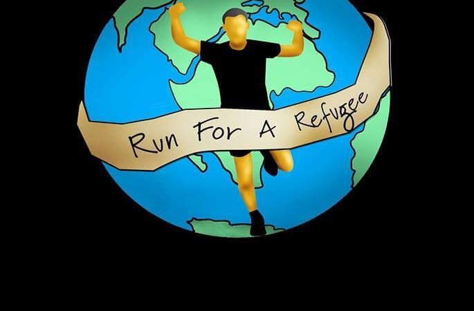 """Run for a Refugee"" next Saturday, Oct. 13"