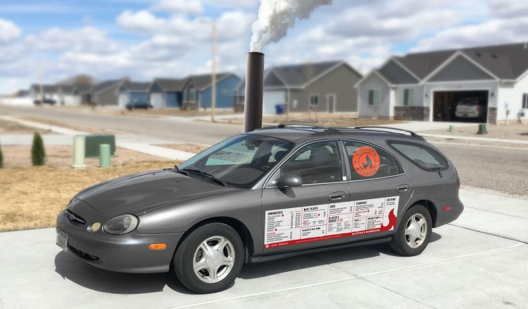 Blister's BBQ To Open 2nd Location In Local '99 Taurus Wagon